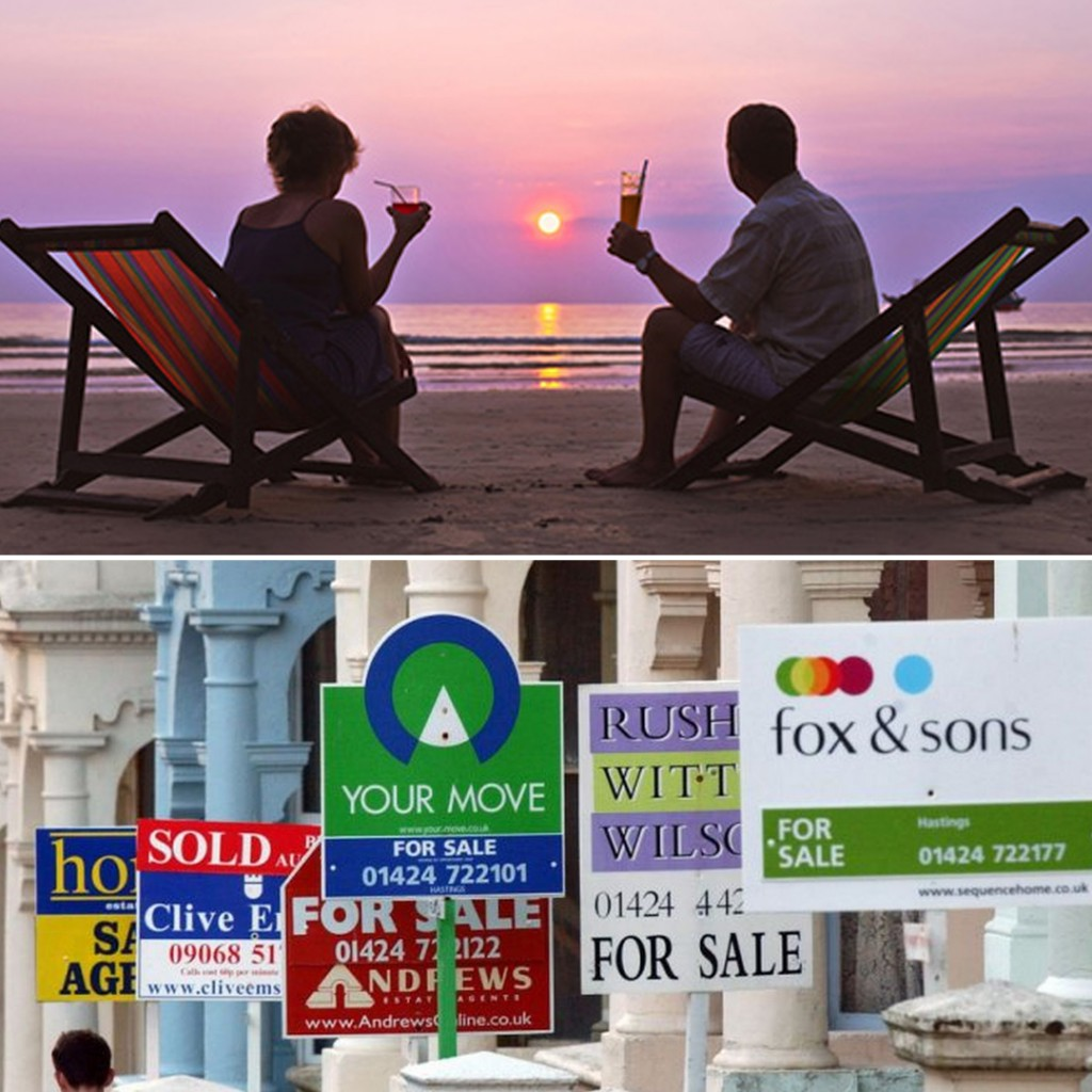 Rent Out or Sell Your Home When Emigrating from UK